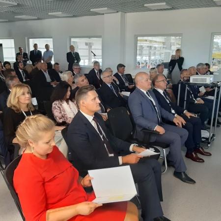 20-sta rocznica płockiego New Hollanda oraz otwarcie nowej Hali