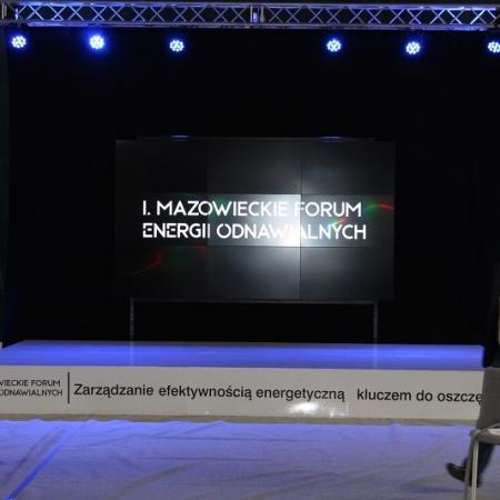 I Mazowieckie Forum Energii Odnawialnych