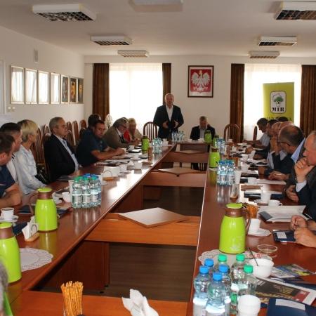 I Posiedzenie Rady Powiatowej Mazowieckiej Izby Rolniczej