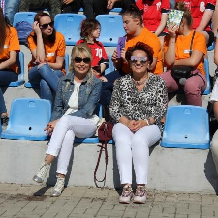 """IX Powiatowa Olimpiada Integracyjna 2019 – Równi w sporcie – równi w życiu"""" w Zespole Szkół im. Stanisława Staszica w Gąbinie"""