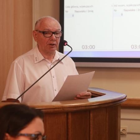 IX Sesja Rady Powiatu. Tematy przewodnie - transport zbiorowy, DPS w Miszewie, Dożynki Powiatowe