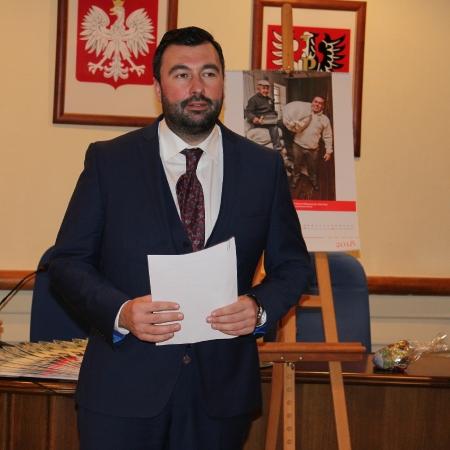 Kalendarz Powiatu Płockiego i wspaniali ludzie na zdjęciach