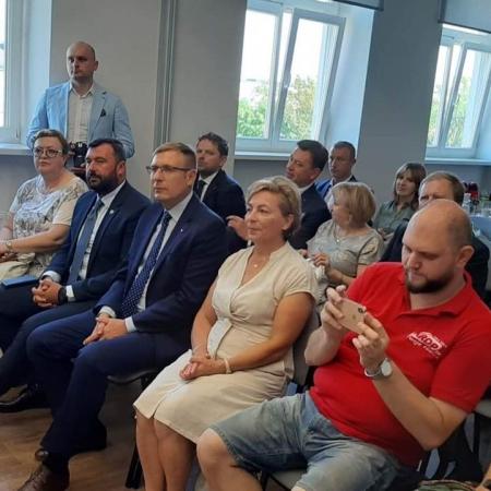 Nowa linia autobusowa łącząca Gminę Słubice z Miastem Płock