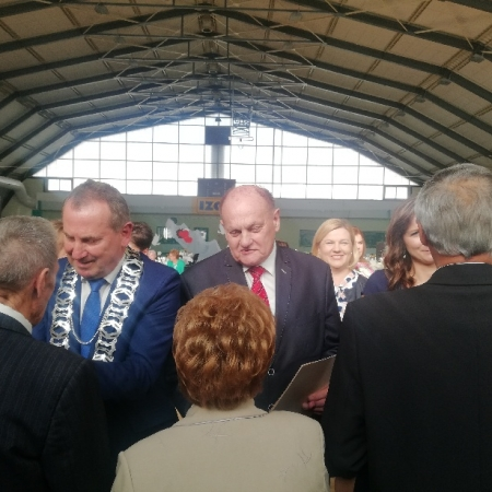 Odznaczenia, gratulacje i życzenia dla małżeństw z gminy Łąck