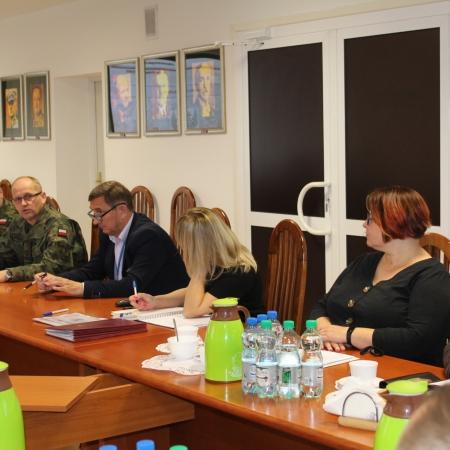 Posiedzenie Zarządu Powiatu