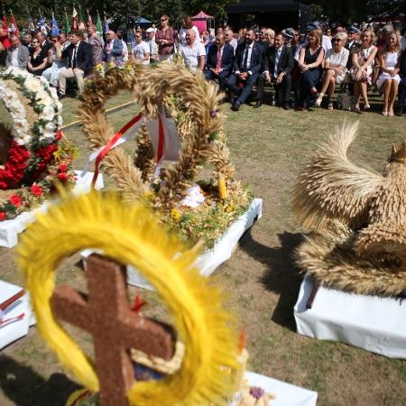 W hołdzie dla rolników - Dożynki Powiatu Płockiego Brudzeń Duży 2019